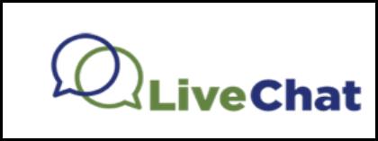 Live Chat logo